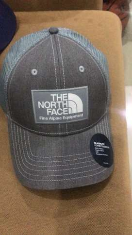 Topi Trucker The North Face TNF Mudder Men's Womens Hike Camp Rugged