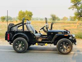 New look willys