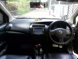 Nissan Grand Livina matic 2012