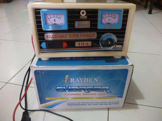 (SWADAYA TEKNIK JOGJA),mesin charge aki, 10 ampere, murah 0