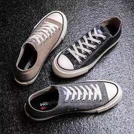 TERLARIS!! Sepatu Lokal WARRIOR HELIOS LOW CUT Original