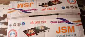 LPG gas stove 2burner stove with stone material. 3year warranty