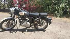 Bullet classic 500 CC Black