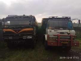 Mitsubishi 8 dc th 2007 dan Hino Ranger th 97 tronton