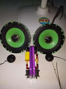 Speaker split venom turbo