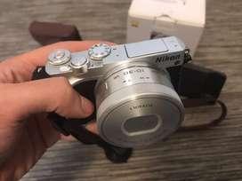 Nikon 1 j5 + bonus lensa