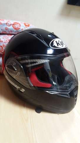 Helm Full Face KYT runner 2