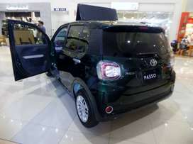 Toyota Passo 2016 Automatic On Easy Installment