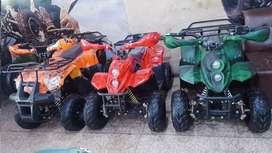 SMALL SIZE 6 kids Quad ATV BIKE for sell deliver all pak