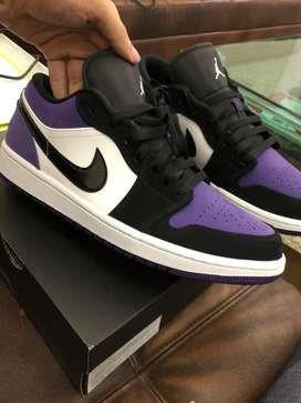 Air jordan Sbb Low purple