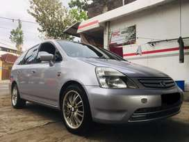 Honda Stream 2002 Matic