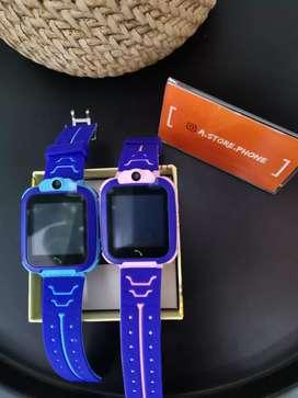 Jam tangan anak Smartwatch