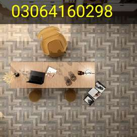 Imported Wooden Floor wallpaper window blinds with affordable price