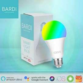 9W BARDI Smart LED Light Bulb RGB WW Wifi Wireless IoT Home Automation