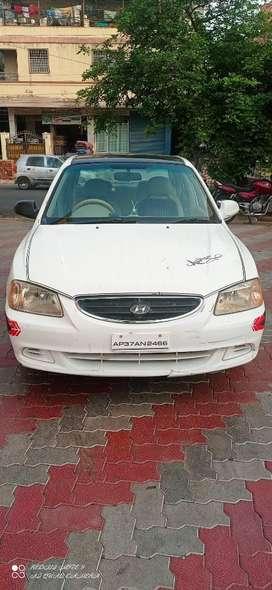 Hyundai Accent CRDi, 2007, Petrol