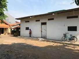 Jual tanah kavling ada bangunan Asemrowo murah