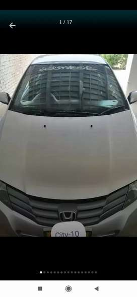 Honda city car for rent and monthly booking car
