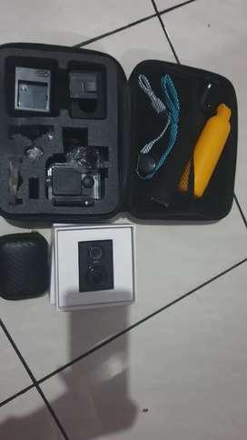 Xiomi yi sport camera