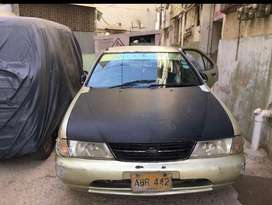 Nissan Car in good condition urgent sale