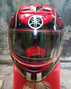 Helm Yamaha Fullface Jadul