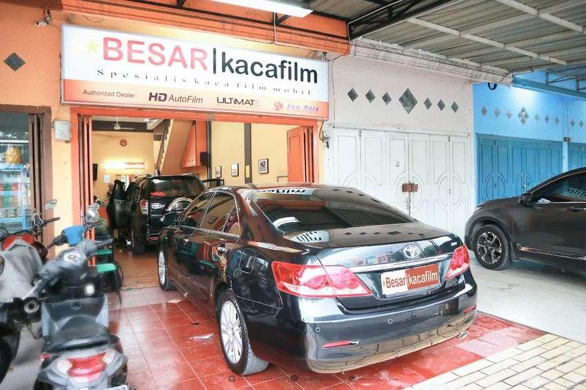 BESARKacafilm Kaca film outlet RINGROAD Tanjung Sari - Medan Selayang 0