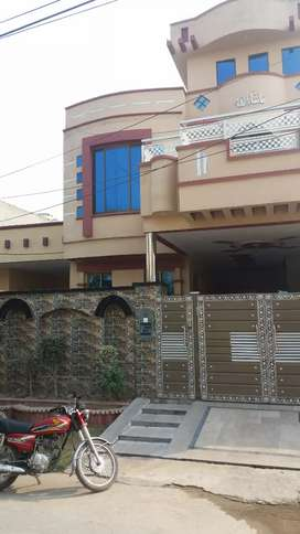 10 Marla bahtreen house for sell