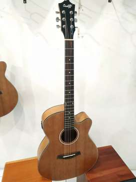 Gitar Akustik Elektrik Original Pabrikan by Overture Musik