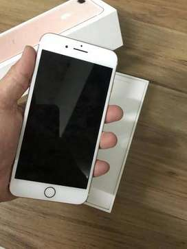 I phone 7 plus in warranty, without a single scratch
