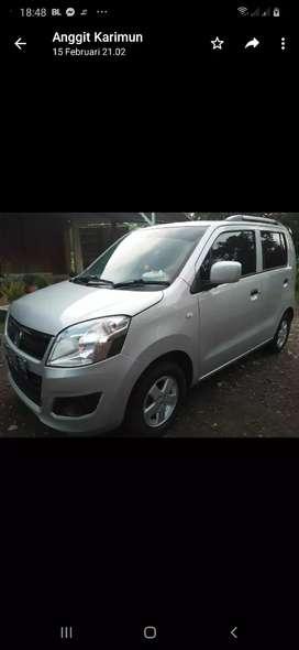 Wagon R 2014 seri GL