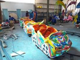 RAA Sedia wahana mainan odong odong mini coaster