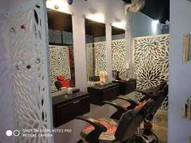 Women's beauty parlour and fancy shop for sale