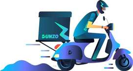Dunzo - food delivery jobs
