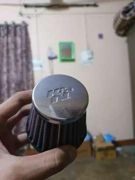 K & N air filter