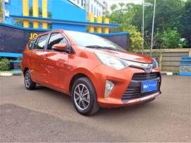 [OLX Autos] Toyota Cayla 2018 1.2 G A/T Bensin Orange #Mamin Motor