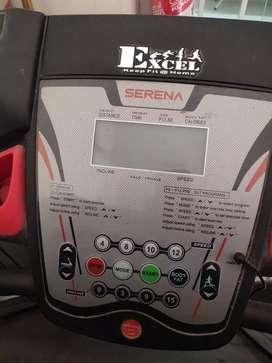 TreadMill - Excel Serena