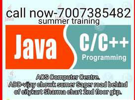 Online summer training institute from ACS
