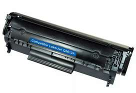 12A Compatible good quality Toner Cartridges. HP 1020, hpM1005 Saport