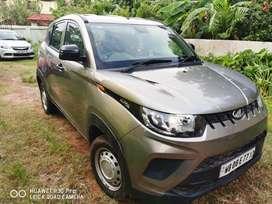Mahindra Kuv 100 G80 K2 PLUS, 2018, Petrol