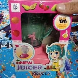 Mainan anak juicer mixer baru