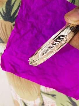 Silver khada new