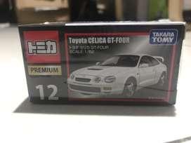 Tomica Premium Toyota Celica GT-Four