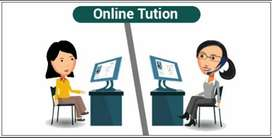 I am science/English/Biology and chemistry teacher for online tuituon