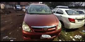 urgent to sell innova with vip no. 8910
