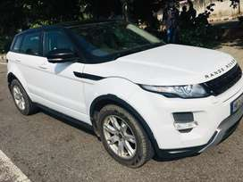 Land Rover Range Evoque Dynamic Si4 Coupe, 2013, Diesel