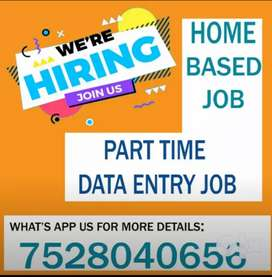 We r looking of candidates for online operators work from home,