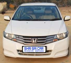 Honda City S, 2010, Petrol