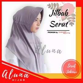 Hijab Instan Serut Jokowi Murmer