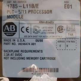 CPU ALLEN BRADLEY-PLC 5/11 p/n 1785-L11B..
