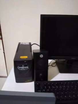 Dell assembled system