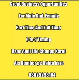 Great opportunity